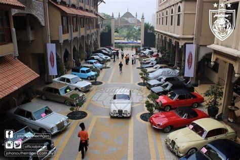 prince sultan  johors car collection malaysia cars