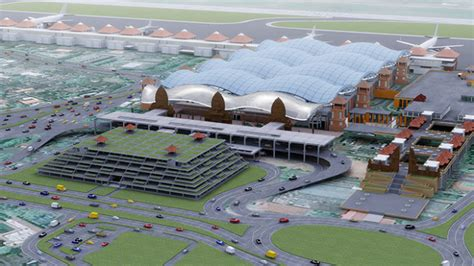 bali plans  develop offshore airport indonesia expat