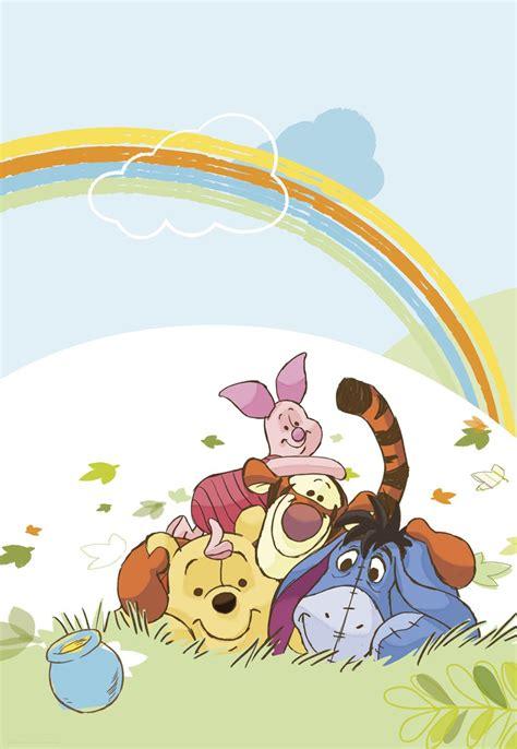 Fototapete Kinderzimmer 1446 by Fototapete Winnie Pooh Komar Disney