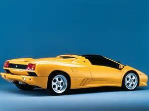 Lamborghini Diablo Specs 1999 Lamborghini Diablo Roadster Specifications Images