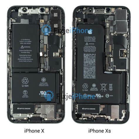 iphone xs teardown primeur fixjeiphone nl