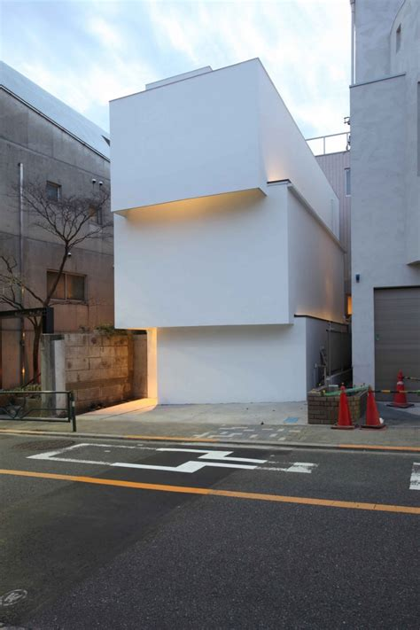 minimalist home design japan obi house is a minimalist house located in tokyo japan