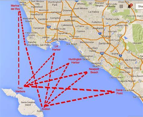 captain curran s sailing blog sailing to catalina island - Boats To Catalina Island From Los Angeles