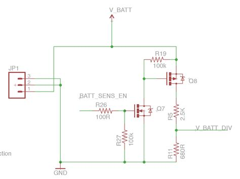transistor as a high voltage switch transistors can i use an n mosfet to turn a voltage divider electrical engineering