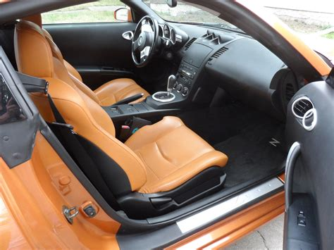 2004 350z Interior by 2004 Nissan 350z Interior Pictures Cargurus