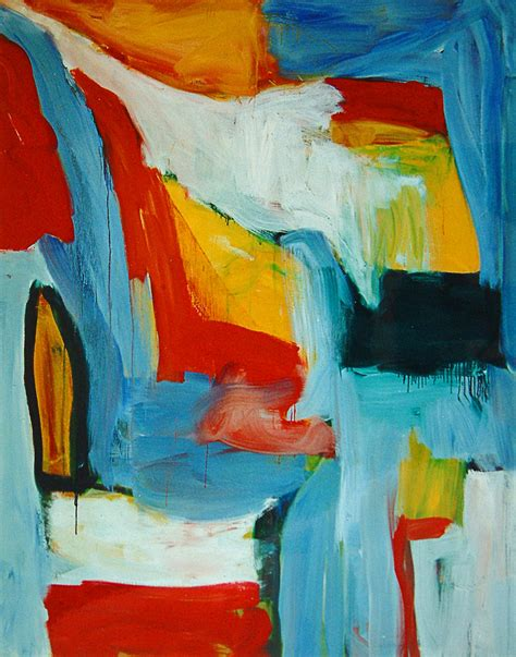 painting no 1998 large abstract painting no 4 096