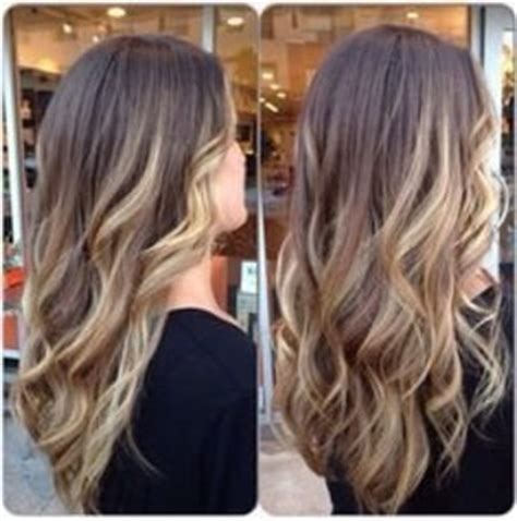 what's the difference between a balayage and an ombre