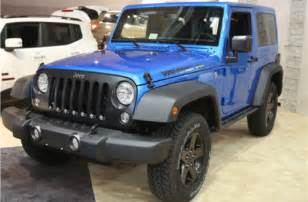2017 jeep wrangler is definately not light weight aluminum