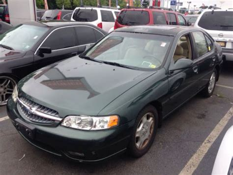 nissan altima 2000 gas mileage sell used 2001 nissan altima gxe gas mileage and
