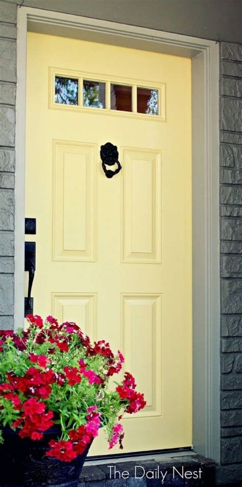 17 best ideas about yellow front doors on yellow doors home exterior colors and yellow