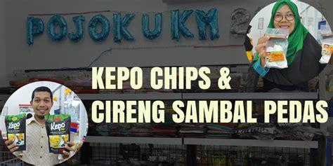 Cireng Chips Kepo Chips Dan Cireng Sambal Pedas Pojok Ukm 212mart