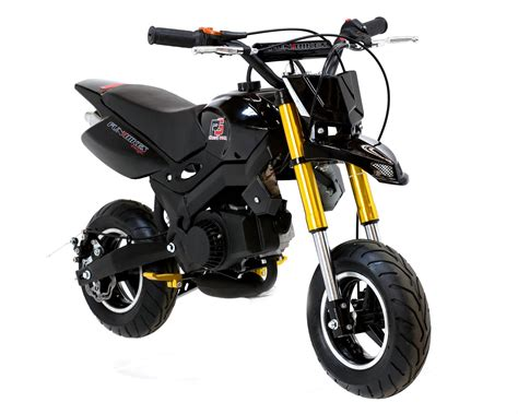mini motocross bike funbikes super motard 50cc 48cm petrol black mini moto bike