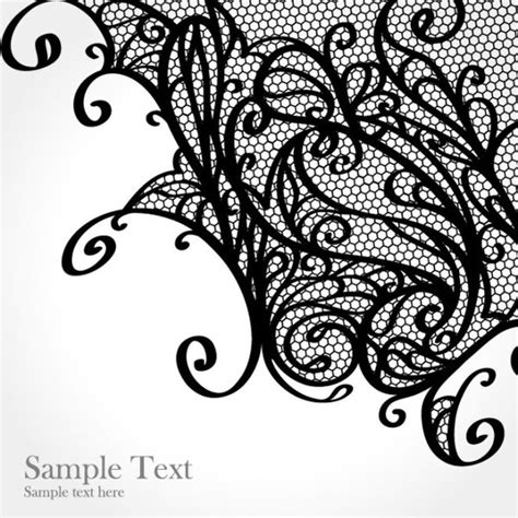 lace pattern vector art vintage lace pattern free vector download 24 725 free
