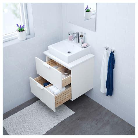 ikea godmorgon wandschrank godmorgon wash stand with 2 drawers white 60x47x58 cm ikea