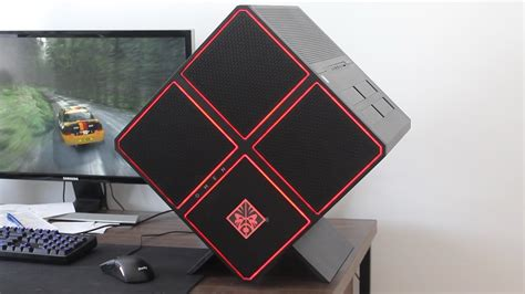 best cube pc hp omen x cube gaming desktop pc review