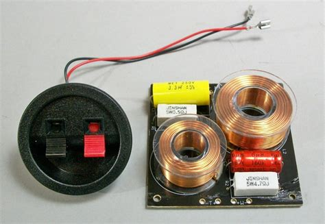 Kit 3 Way Sound Crossover Bass dual 8 inch woofer 2 way kit mavin the webstore