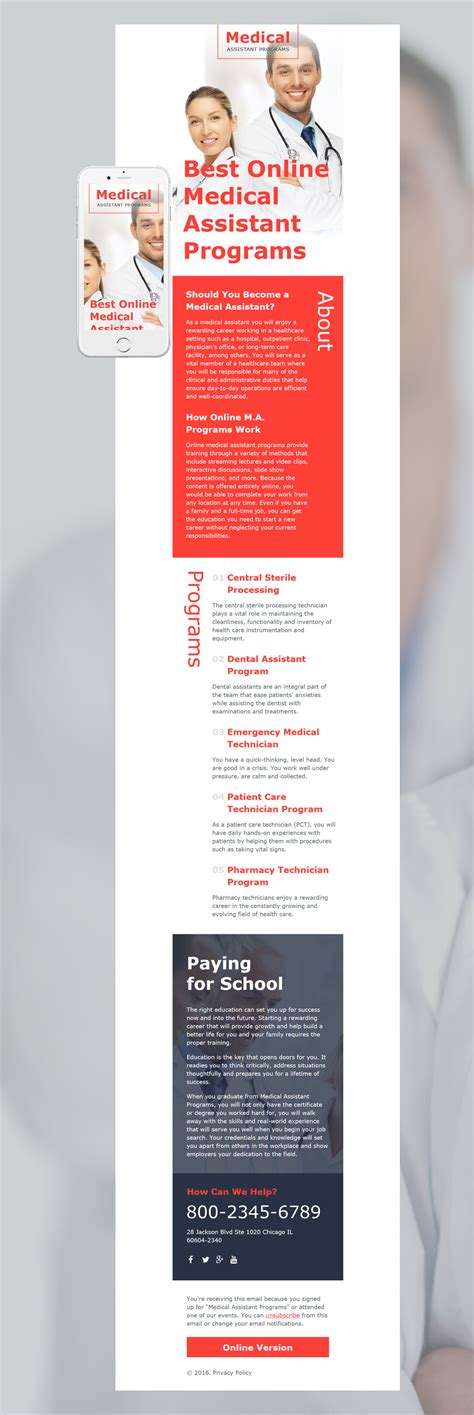 medical newsletter template 58109 template shop