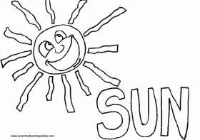 weather colouring pages coloring home