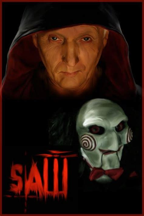 jigsaw film saw jigsaw played by tobin bell in saw 1 5 lights camera