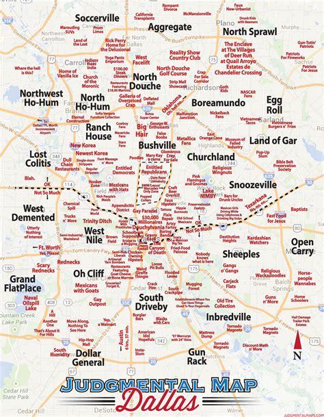 houston judgemental map judgmental houston map