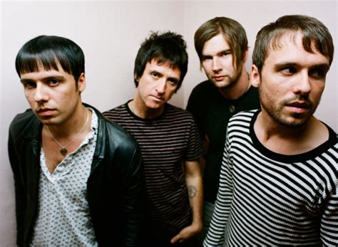 The Cribs by The Quietus Features In Conversation Johnny Marr