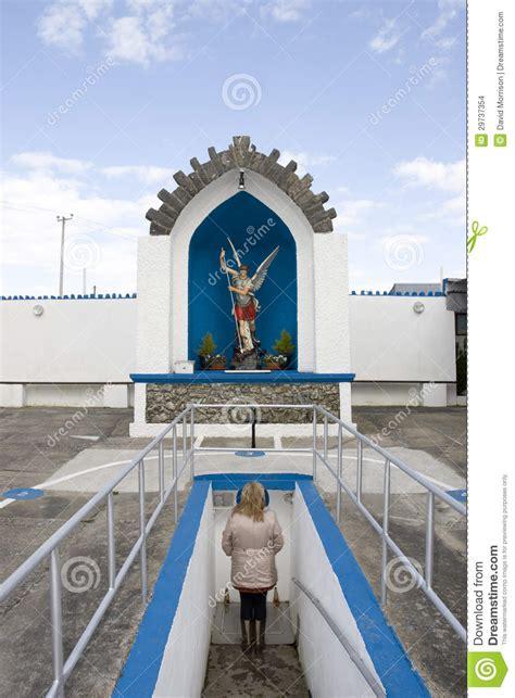 woman   healing holy  stock photo image  holy