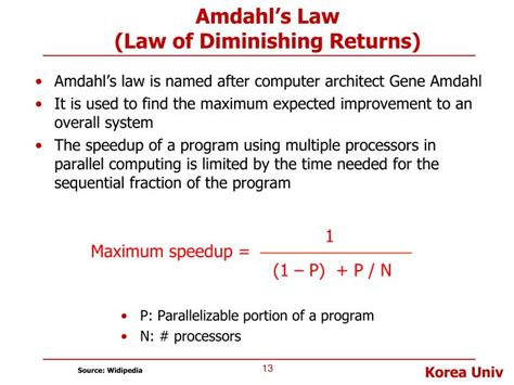 the law of diminishing expectations ppt lecture 2 snoop based cache coherence protocols