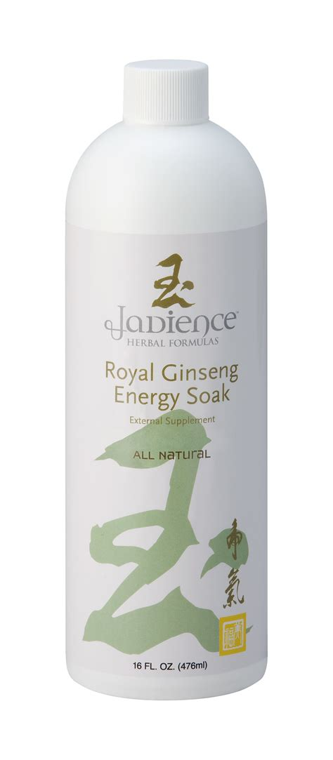 Royal Ginseng royal ginseng energy soak 171 jadience herbal formulas