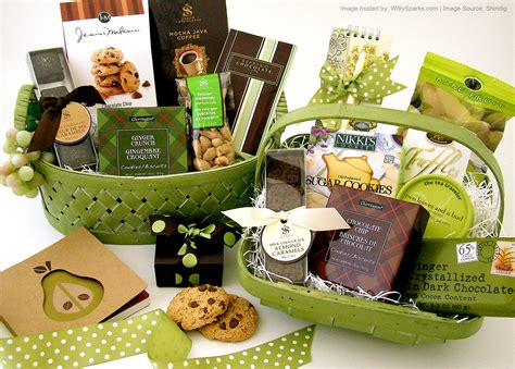 gift baskets make a special one and fill with