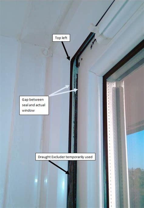 window door hinge adjustment draughty upvc window adjustment diynot forums
