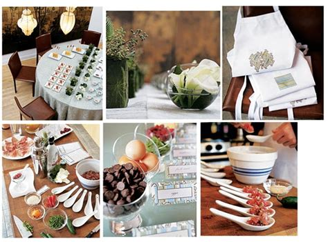 iron chef inspired wedding shower will bring the bridal and wedding guest together