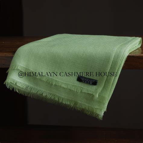 Pashmina Light Sea Green light green pashmina shawl himalayan