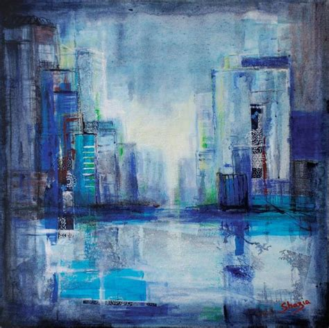 acrylic painting new york the 1948 best images about collage mixed media on