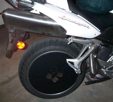 Motorrad Felgen Bekleben by Aero Mods On My Honda Vfr800 Cleanmpg