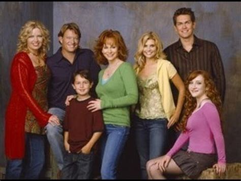 tv reba full cast reba quot who killed brock quot full episode fandub intro youtube