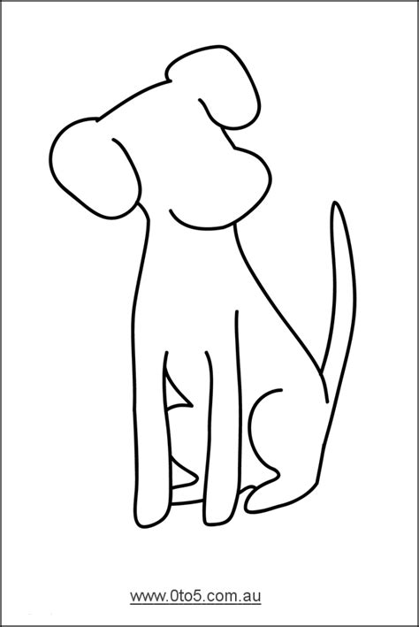 puppy template template for humane quilt templates