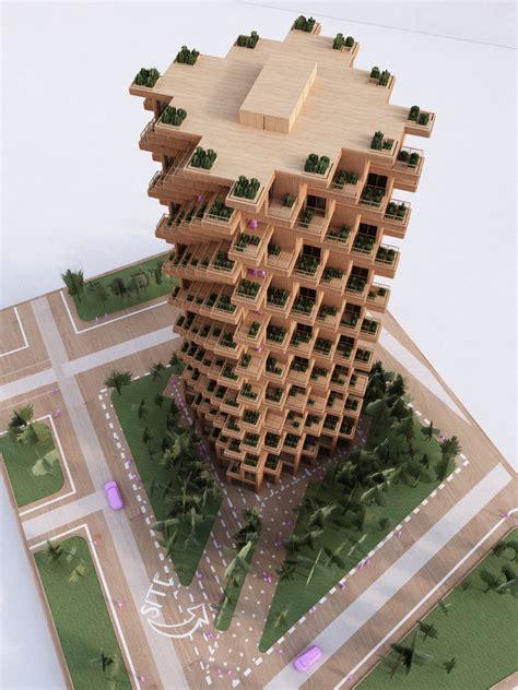 gallery  penda designs modular timber tower inspired