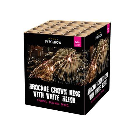 Blink Crown brocade crown king w white blink vuurwerk kopen en