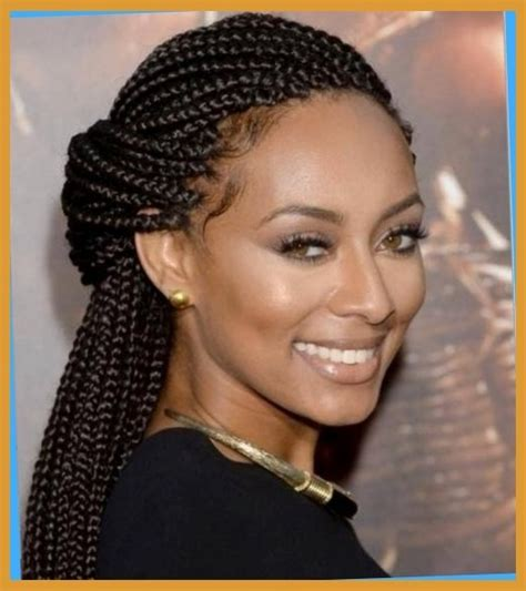 Hairstyles For Single Braids by 25 Braided Hairstyles For Black Turning