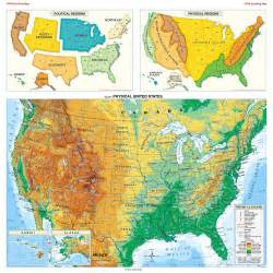united states map detailed maps of the usa the united states of america map