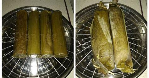 Cetakan Lontong Terbaru 274 resep lontong daun pisang enak dan sederhana cookpad