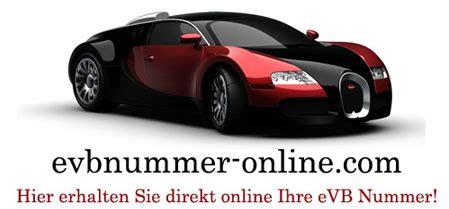 Motorrad Evb Online by Evb Nummer Hier Online Anfordern Und Sofort Erhalten