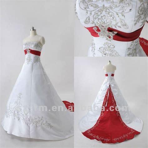 imagenes de vestidos de novia blanco con rojo m 225 s de 25 ideas fant 225 sticas sobre vestidos de novia de