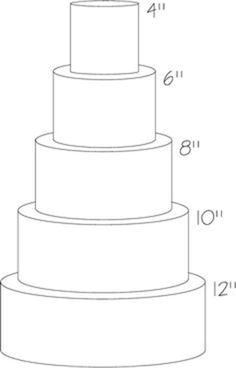 Wedding Cake Template by 1000 Ideas About Cake Templates On Guitar