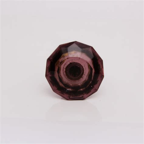 purple glass door knob purple glass door knob decorative dresser draw pull by