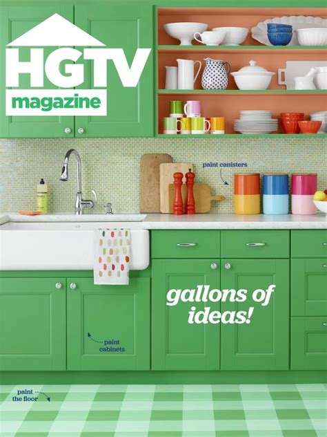 Hgtv Magazine Cover Giveaway - photo page hgtv