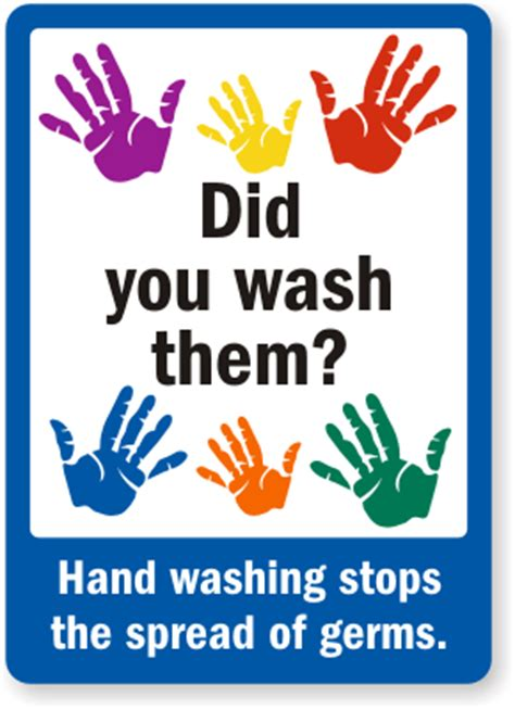 printable hand washing poster improve handwashing with simple reminders century
