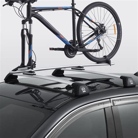 Wheel Bike Rack by Mazda Accessories Personalise Your Mazda Cx 5