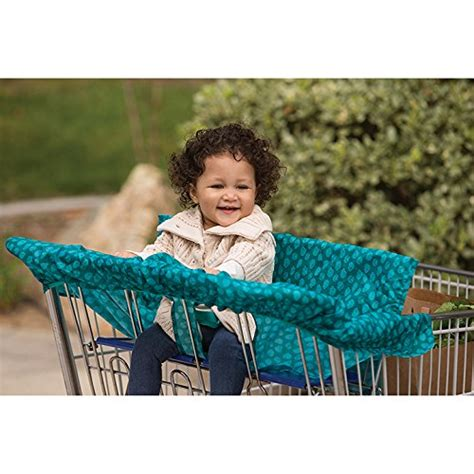 infantino infant chair infantino fold away cart cover teal baby toddler baby