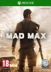 Ps4 Mad Max Basic Digital buy mad max xbox one compare prices